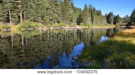 Nice Image Of the truckee River that Feeds lake Tahoe