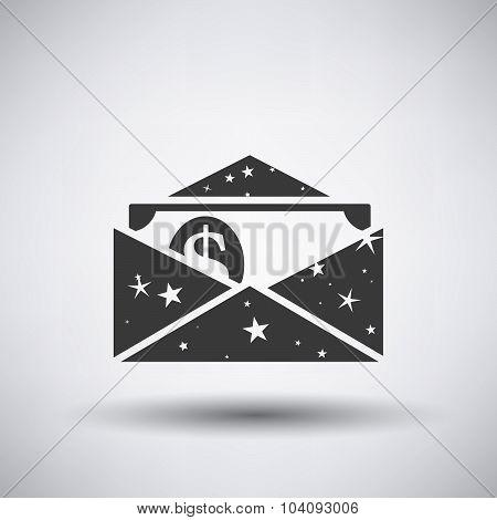 Gift Envelop Icon