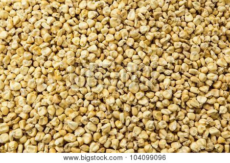 Waxy Corn Seeds Texture And Background
