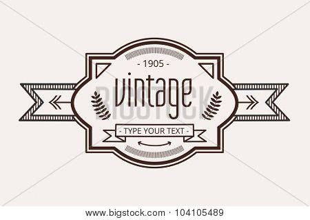 Vintage old style logo icon template. Letter H logo. Royal hotel, Premium boutique, Fashion logo, Education logo, Shield logo, VIP logo. School University logo, Premium quality logo brand, Lawyer logo