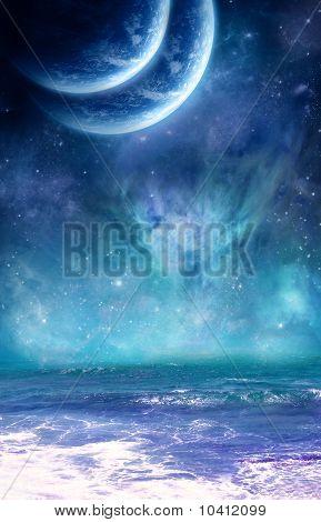 Planetary Ocean
