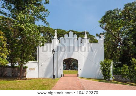 Fort Canning