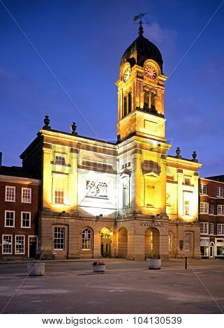 The Guildhall, Derby.
