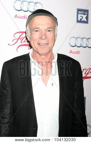 LOS ANGELES - OCT 7:  Michael Hogan at the