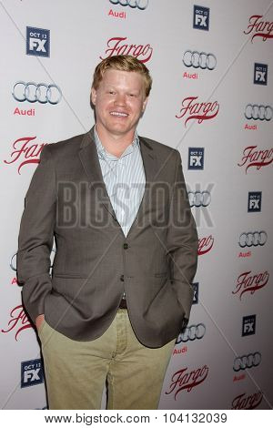 LOS ANGELES - OCT 7:  Jesse Plemons at the