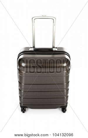 Suitcase isolated on white background