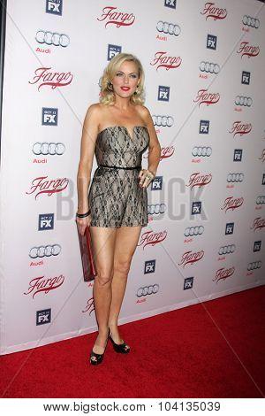 LOS ANGELES - OCT 7:  Elaine Hendrix at the