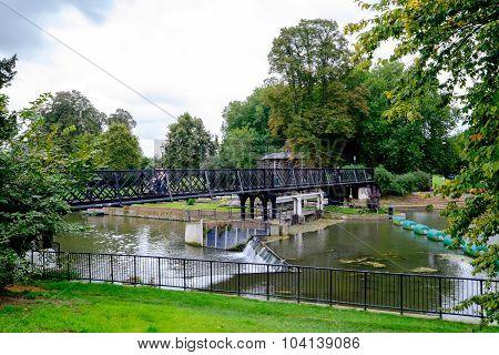 Bridge over River Cam
