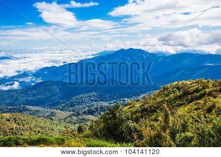 Doi Inthanon Viewpoint