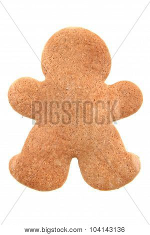 Ginger Bread Man Isolated