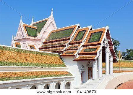 Wat Phra Pathom Chedi, Thailand