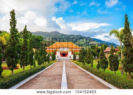 Chinese Martyrs Memorial Museum