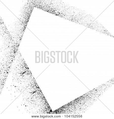 Ink blots square set-4