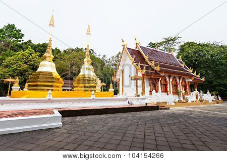 Phra That Doi Tung