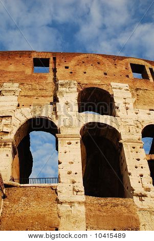 Arch Details, The Colosseum