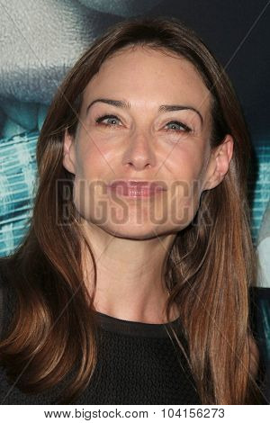 LOS ANGELES - OCT 7:  Claire Forlani at the