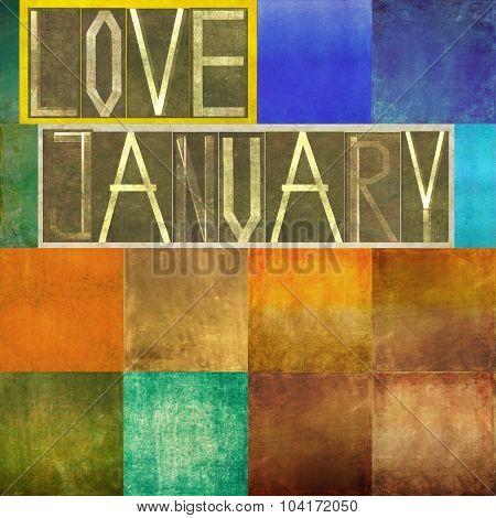 Love January