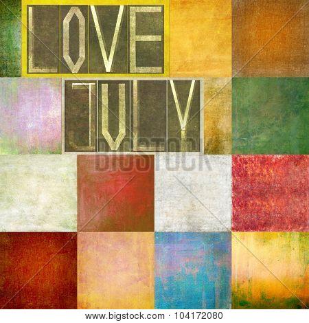 Love July