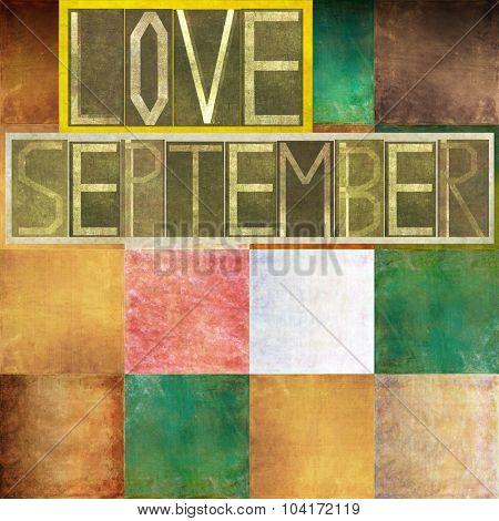 Love September