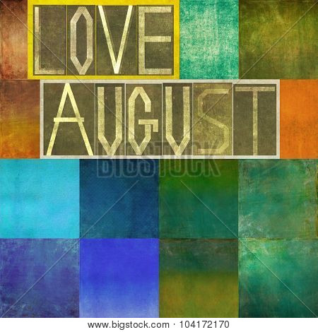 Love August