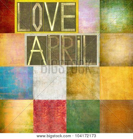 Love April