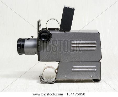 Slide Projector.