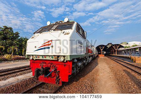Indonesian Train