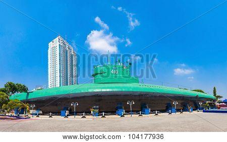 Pasopati Submarine Monument