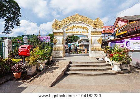 Thailand Myanmar Border