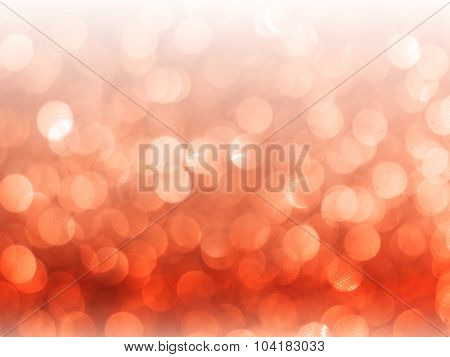 abstract defocused red background. Holiday abstract texture