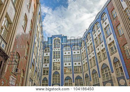 Berlin, Hackesche Hoefe