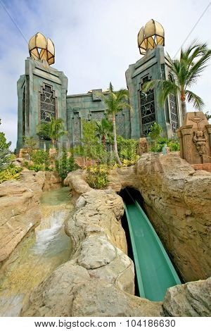 Aquaventure - Atlantis Water Park