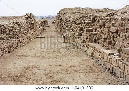 Pachacamac Near Lima Peru 22