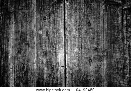 Textured Wooden Plank Vintage Background Timber Concept