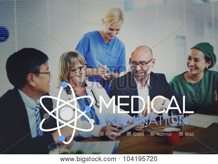 Medical Examination Clinical Condition Diagnostic Concept