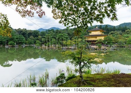 Kinkakuji Temple, Japan