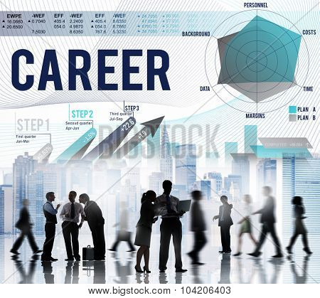 Career Human Resources Job Occupation Concept