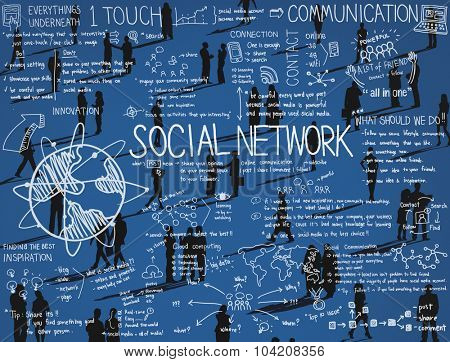 Communication Community Computing Connection Concept
