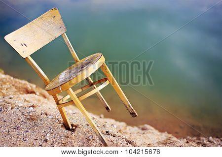 unstable precarious position