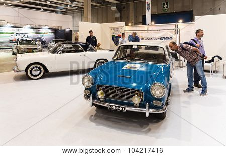 Exhibition Of Antique, Sports And Vintage Cars