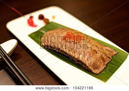 Chinese Pork Dish