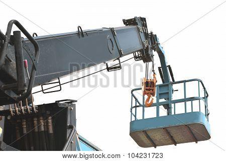 boom truck crane