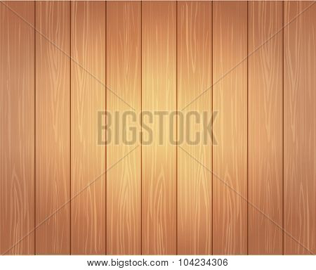 Vector wood plank background