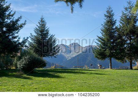 Mountains of Pindus, Epirus, Greece