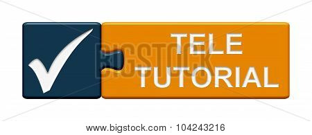 Puzzle Button Showing Tele Tutorial