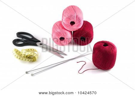 Set For Knitting