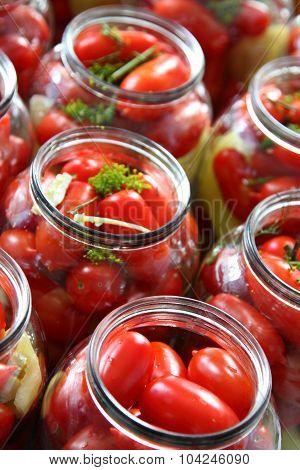 Preservation Tomato.