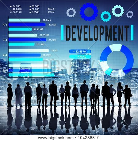 Development Improvement Success Change Goal Concept