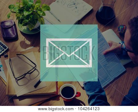 Email Mail Messaging Online Internet Concept