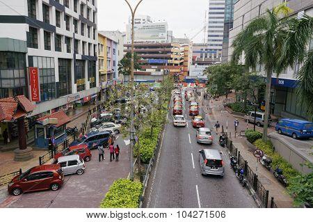 Station Street, Johor Bahru